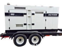 Used- Multiquip MQ Power WhisperWatt 158 kW portable generator DCA-180SSJU