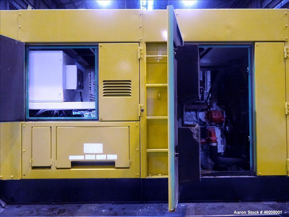 Used- MQ Power / Multiquip 352 kW Portable Diesel Generator. Komatsu SA6D140E-2