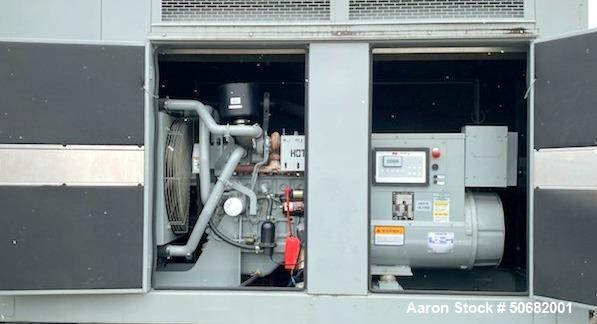 Used- MTU / Detroit Diesel 60 kW Standby Diesel Generator Set, Model 60PJS6DT2