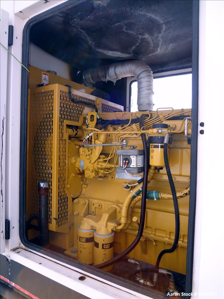 Used- Caterpillar / Olympian XQ105 105 kW Diesel Generator. Perkins Engine.