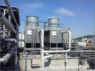 Used- Siemens Steam Turbine 3 MW