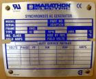 Used- John Deere / Katolight 40 kW Standby Diesel Generator Set