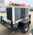 Used- Kohler 25 kW Standby Diesel Portable / Trailered Generator Set