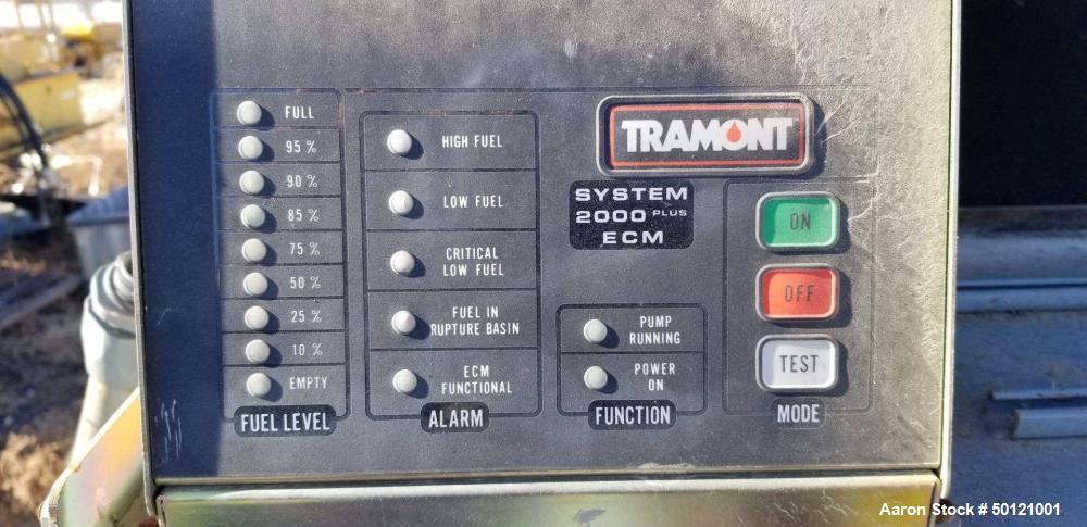 Used- Tramont 900 Gallon Fuel Tank