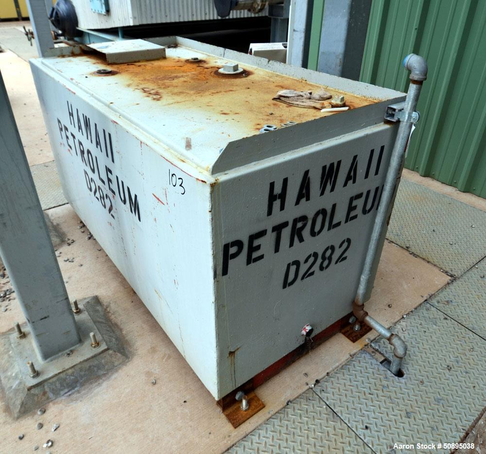 Used- U.L. Listed Above Ground Fuel Tank