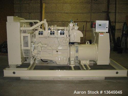 Blue Star Power Systems 265 kW Natural Gas Generator Set, Model NG265-01 .