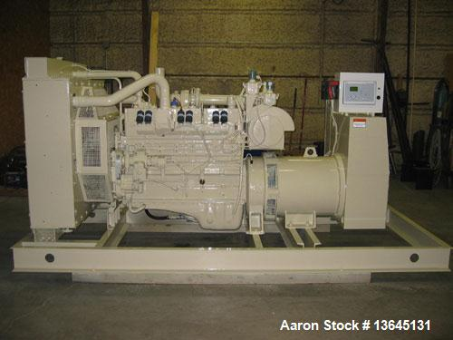 Blue Star Power Systems 150 kW Standby Natural Gas Generator Set.