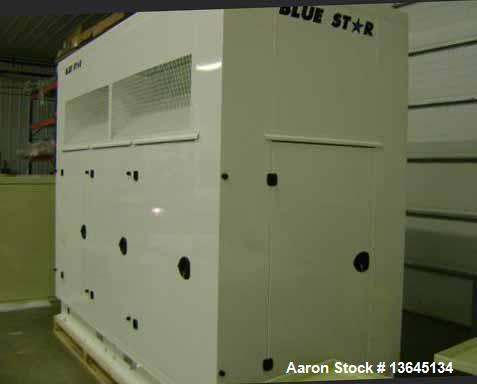 Blue Star Power Systems 150 kW Natural Gas Generator Set, NGE Model D081TIC.