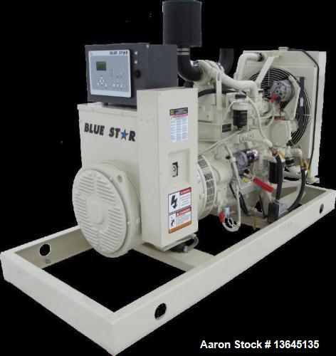 Blue Star Power Systems 80 kW Diesel Generator, John Deere 4045HF285 EPA Tier 3