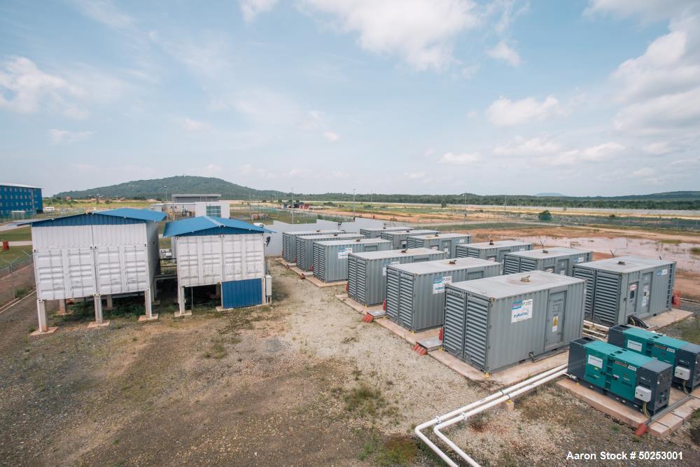 Unused- Complete Modular Power Plant