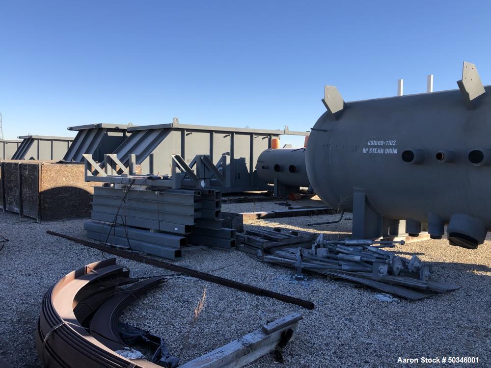 Unused- Heat Recovery Steam Generator (HRSG)