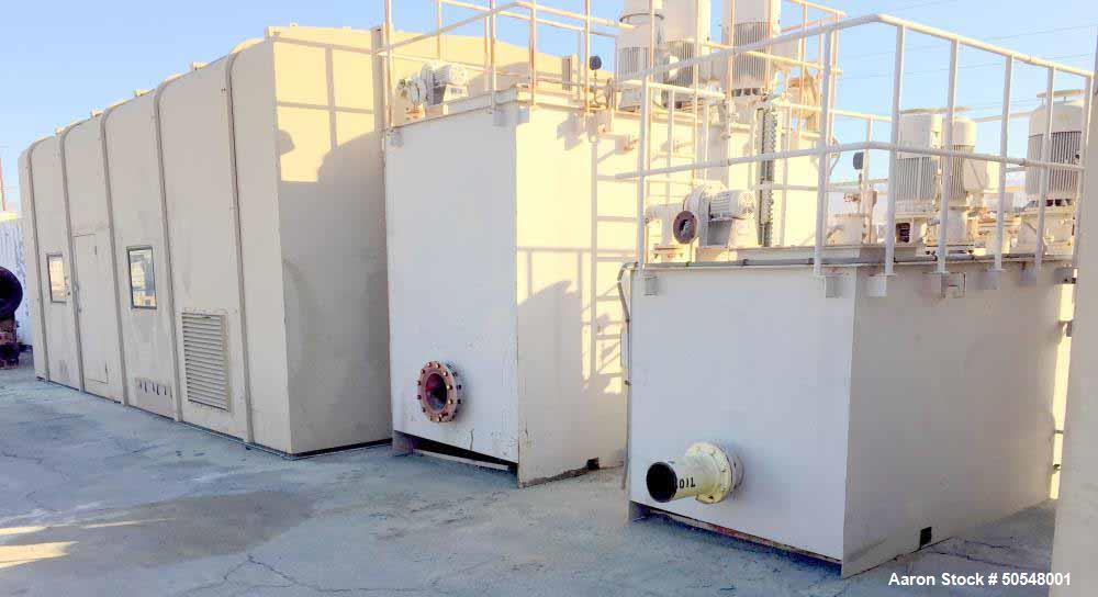 Unused- Fuji Electric Condensing Steam Turbine Generator System