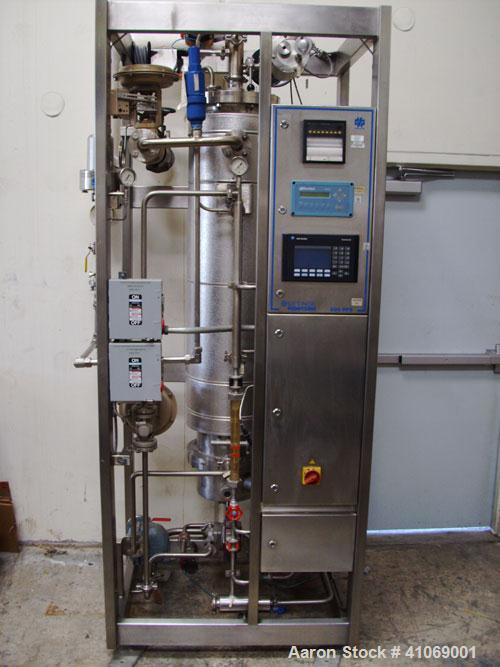 Used-Getinge 200 PFS Steam Generator designed to