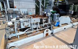 Used- Elliott Mulit-Stage Steam Turbine, Model 2DYRPE3