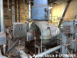 Used- Elliott Steam Turbine