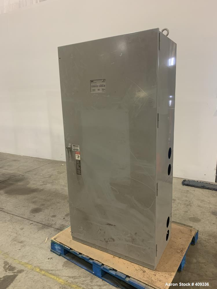 Used- Asco 800 Amp Automatic Transfer Switch
