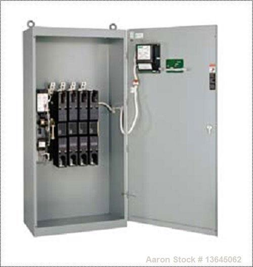 buy and sell used transfer switches at aaron equipment rh aaronequipment com eaton 600 amp manual transfer switch 600 amp 480 volt manual transfer switch