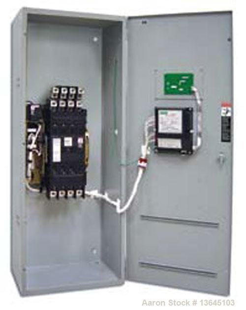 Asco 800 Amp Automatic Transfer Switch.