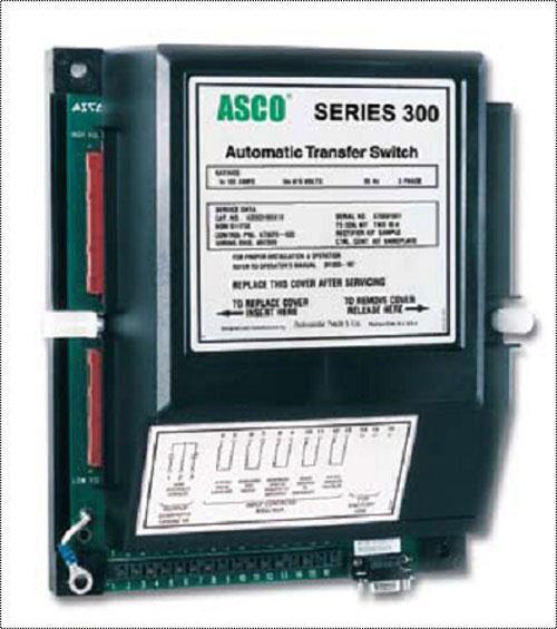 Asco 400 Amp Automatic Transfer Switch