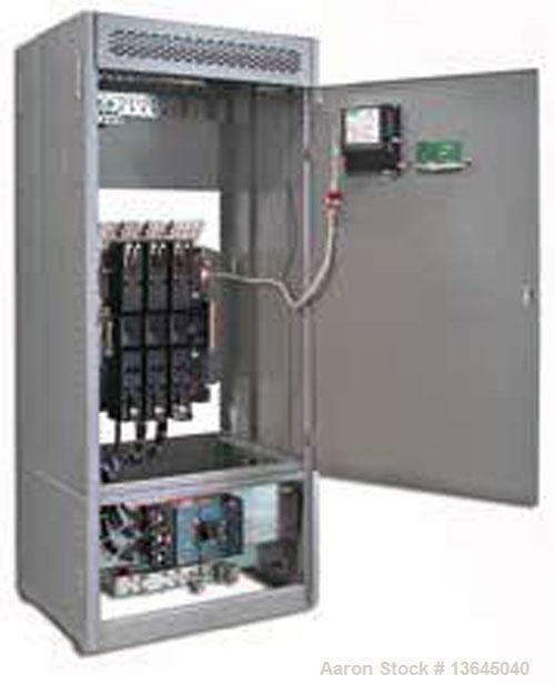 Unused-New GE / Zenith 2000 Amp ATS, model ZTG.3 pole, 480V. Nema 1 enclosure, UL 1008 approved.