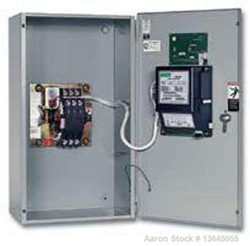 Unused-New Asco 150 amp ATS, series 300 power transfer switch, 3 pole, 277/480 (600 volt maximum) Nema 1 enclosure, UL 1008 ...