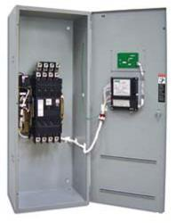 New- Asco 800 Amp ATS, Automatic Transfer Switch, Series 300 Power Transfer Switch. 3 Pole, 208/240/480/600V, Nema 1 enclosu...