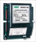 Unused-New Asco 800 Amp ATS, series 300 power transfer switch. 3 pole, 60Hz, 600V. Nema 1 enclosure, UL 1008 approved.