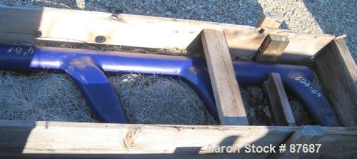 Used- Dedietrich 3000 Gallon Beaver Tail Baffle