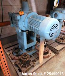 Used- Pfaudler 5RW Drive for 2000 Gallon Pfaudler Reactor. Driven by a 20 Hp 3/60/230/460 volt, 1720 rpm XP Motor.
