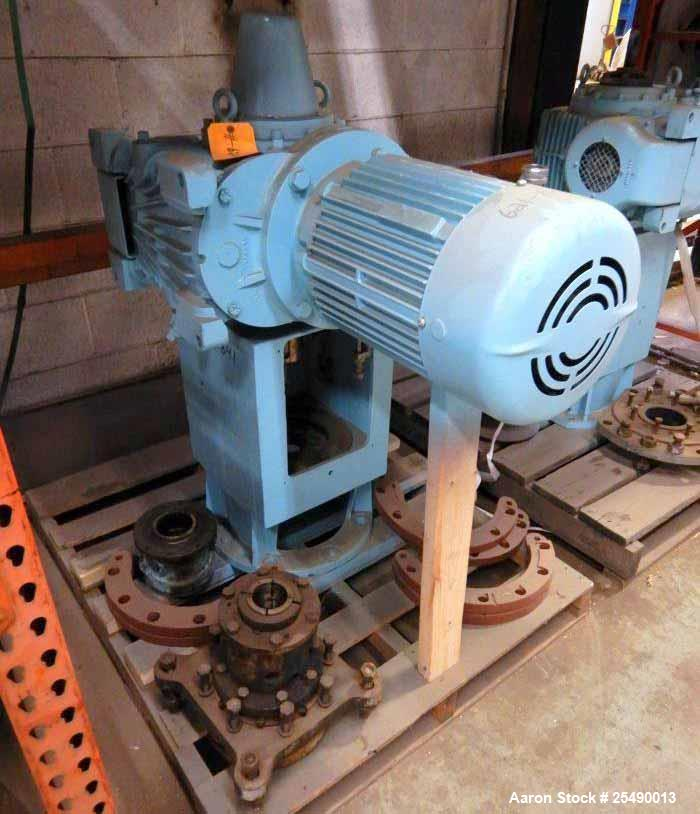 Used- Pfaudler 5RW Drive for 2000 Gallon Pfaudler Reactor.