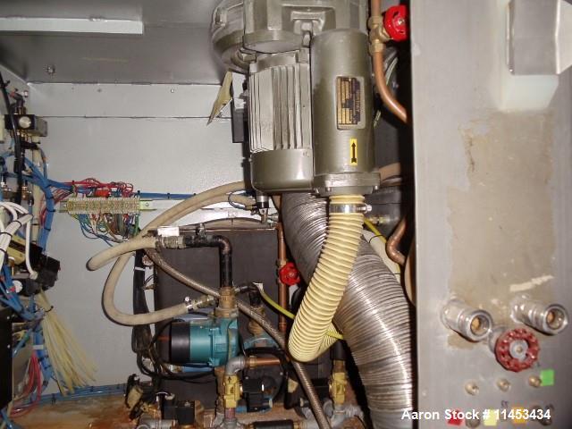 Used- T K Fielder High Shear Granulating Microwave Dryer