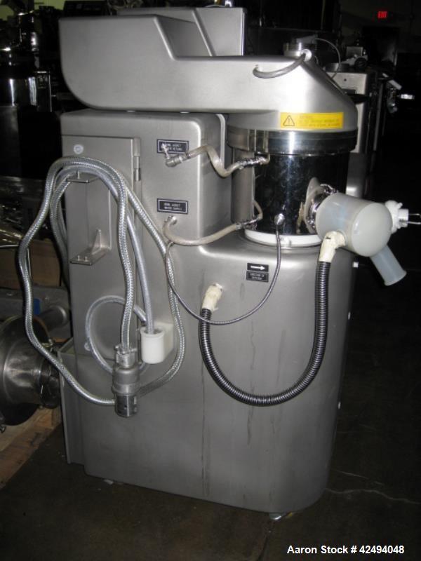 Used- Aeromatic Fielder Microwave High Shear Single Pot Processor