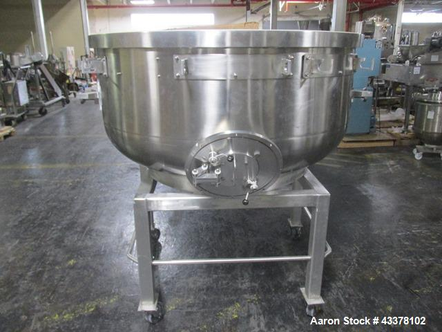 Used- Collette High Shear Mixer, Model Gral 1200