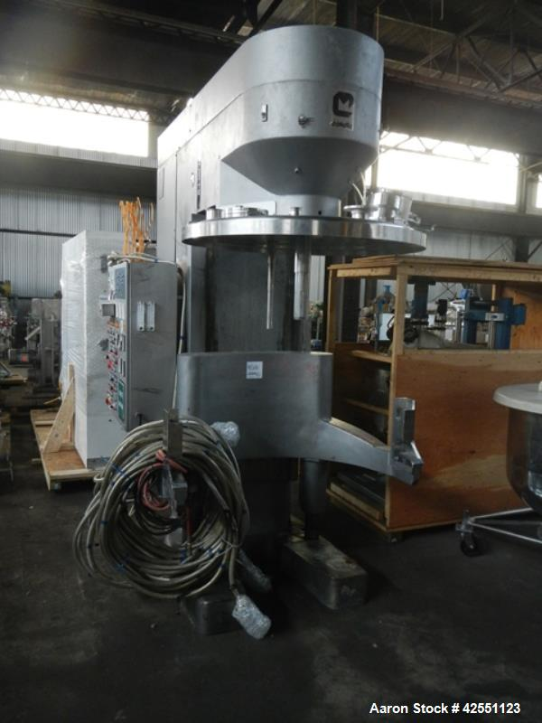 Used- Collette high shear mixer, model Gral 600PRO