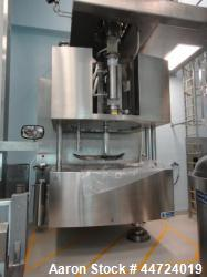 Used- Collette Type Ultima-Pro 1200 Stainless Steel Mixer Granulator