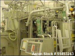Used- TK Fielder/Niro Pharma Systems 1200 liter Mixer/Granulator/Dryer