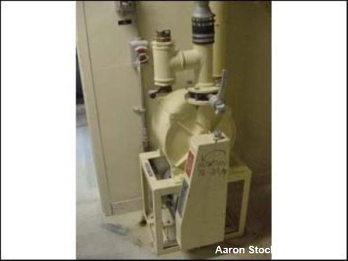 Used- TK Fielder/Niro Pharma Systems 1200 liter Mixer/Granulator/Dryer