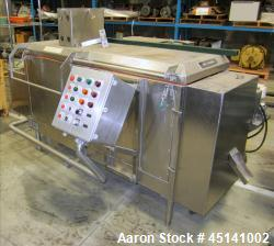Used- IQF Cryogenic Granulator, Model 400T