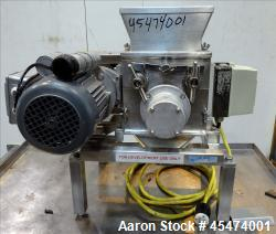 Used- Stainless Steel Frewitt GLT Oscillating Granulator, Type GLT-001