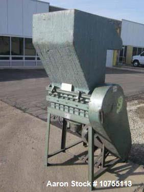 Used- Rapid GK600 Granulator.