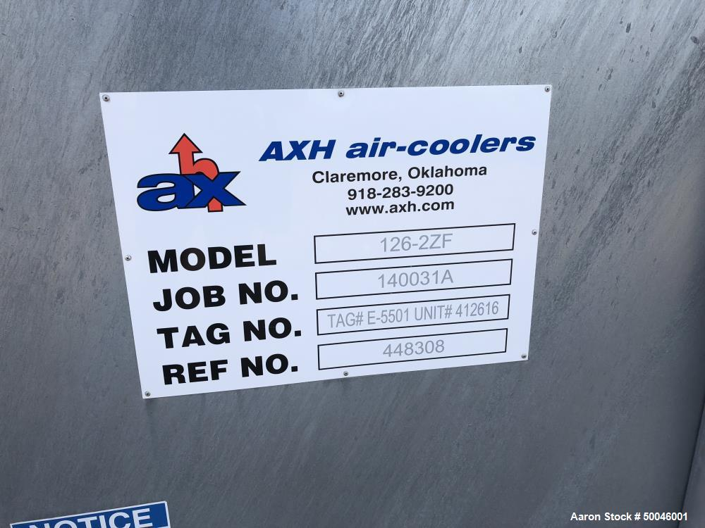 Used AXH Horizontal Air Cooler