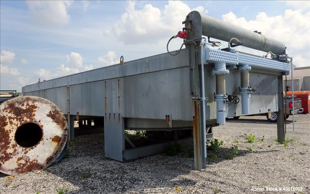 Used- Amercool Air cooled Heat Exchanger / Radiat