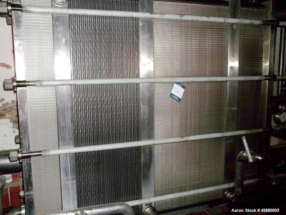 Used- Ernest P. Fischer Heat Exchanger