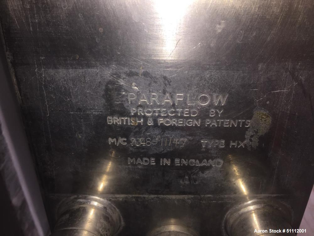 Used- Paraflow Heat Exchanger