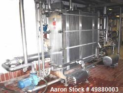 Used- Ernest P. Fischer Heat Exchanger