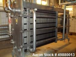 Used- Alfa Laval Plate Heat Exchanger