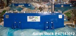 Unused - 414 Sq Ft SPX APV Cooler Lube Oil Heat Exchanger