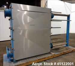 Unused- Superchanger, 3206.8 Square Feet, Model UXP-400-H-6-UP-394