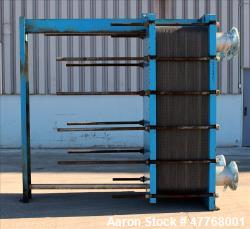 Used- Tranter UXP Series Superchanger Plate Heat Exchanger
