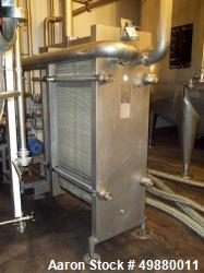 Used- GEA-Ahlborn Plate Heat Exchanger